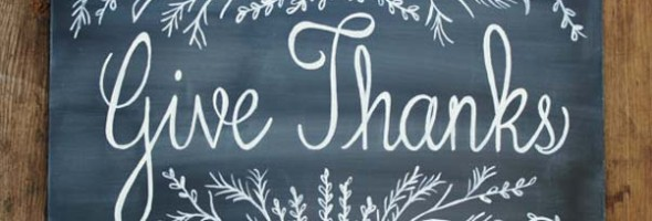 A Very Happy Thanksgiving! Recipes and Printables
