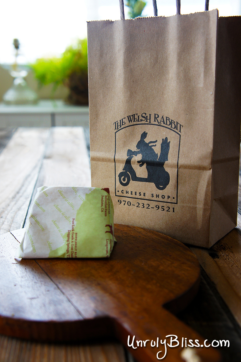 The Welsh Rabbit Cheese Shop