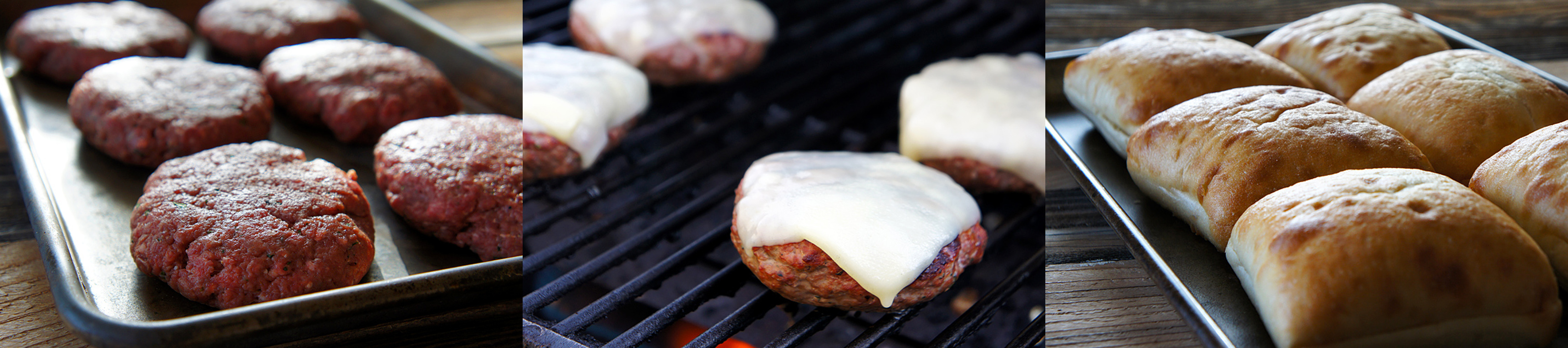 Bourbon Burgers with Caramelized Onions from UnrulyBliss.com