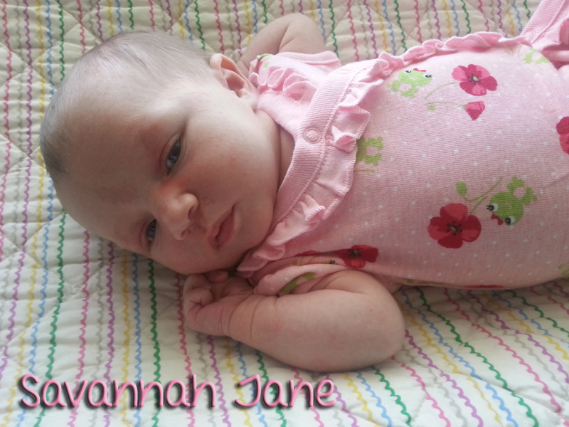 Savannah Jane